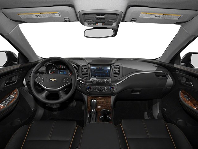 2014 Chevrolet Impala Prices And Values Sedan 4D LTZ I4 Full Dashboard