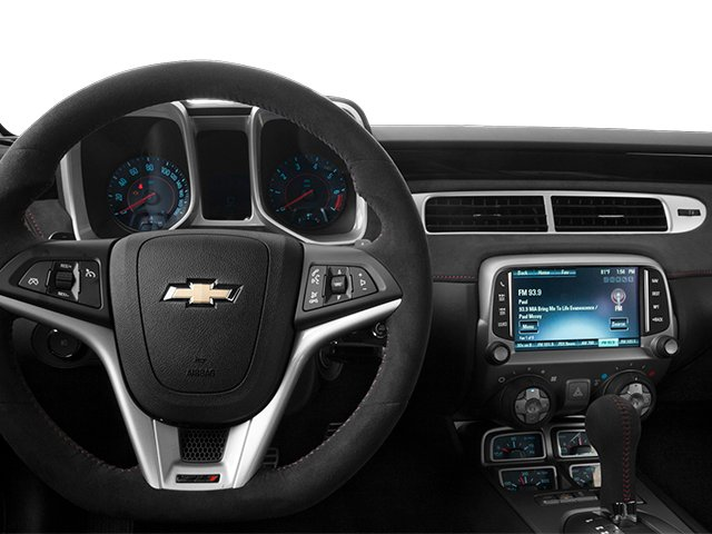 Chevrolet Camaro Coupe 2014 Coupe 2D ZL1 V8 - Фото 4