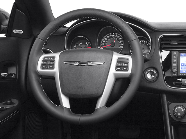Chrysler 200 Coupe 2014 Convertible 2D S V6 - Фото 4
