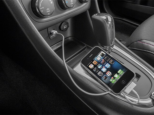 2014 Dodge Avenger Prices and Values Sedan 4D R/T V6 iPhone Interface