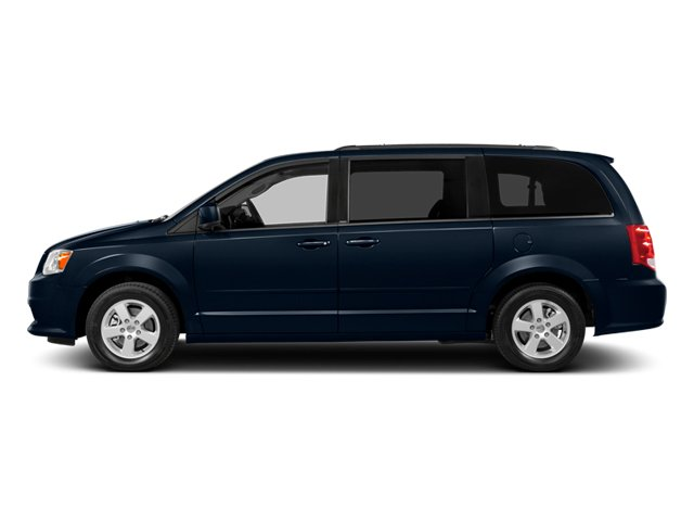 2014 Dodge Grand Caravan Prices and Values Grand Caravan SXT V6 side view