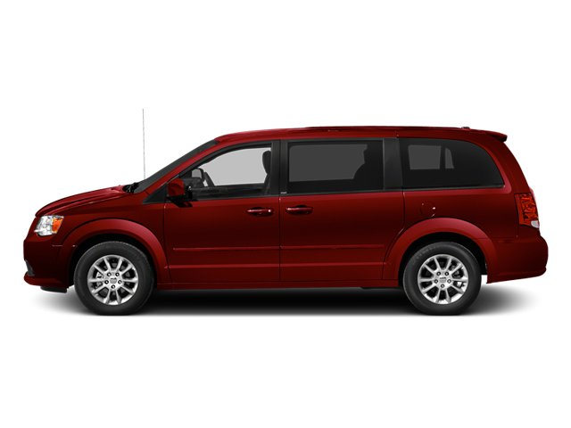 2014 Dodge Grand Caravan Prices and Values Grand Caravan R/T V6 side view