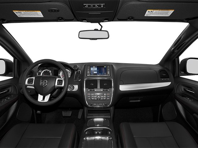 2014 Dodge Grand Caravan Prices and Values Grand Caravan R/T V6 full dashboard