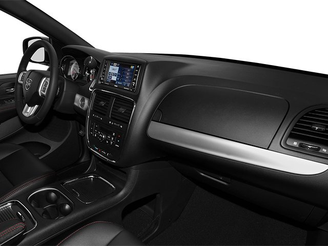 2014 Dodge Grand Caravan Prices and Values Grand Caravan R/T V6 passenger's dashboard
