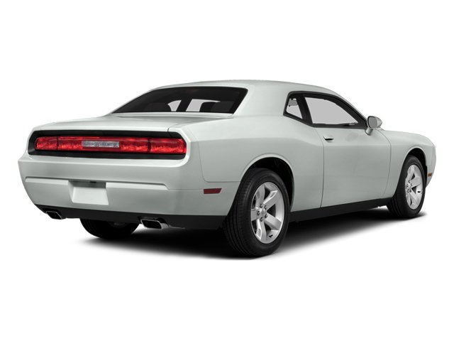 2014 Dodge Challenger Prices and Values Coupe 2D SXT V6 side rear view