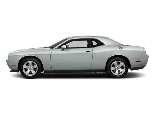 2014 Dodge Challenger Prices and Values Coupe 2D SXT V6 side view