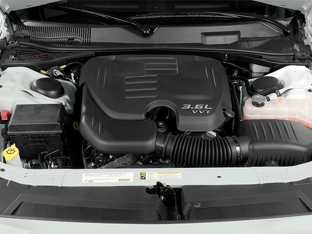 2014 Dodge Challenger Prices and Values Coupe 2D SXT V6 engine