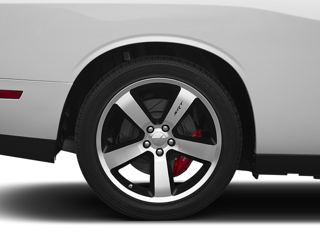 2014 Dodge Challenger Pictures Challenger Coupe 2D SRT-8 V8 photos wheel