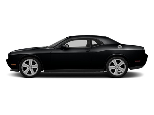 2014 Dodge Challenger Pictures Challenger Coupe 2D R/T V8 photos side view