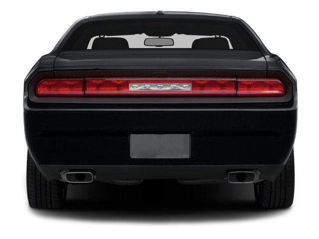 2014 Dodge Challenger Pictures Challenger Coupe 2D R/T V8 photos rear view