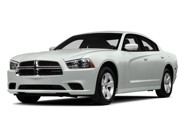 2014 Dodge Charger Prices and Values Sedan 4D SXT V6 side front view