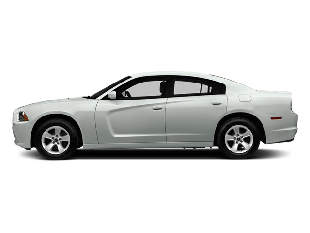 2014 Dodge Charger Prices and Values Sedan 4D SXT V6 side view