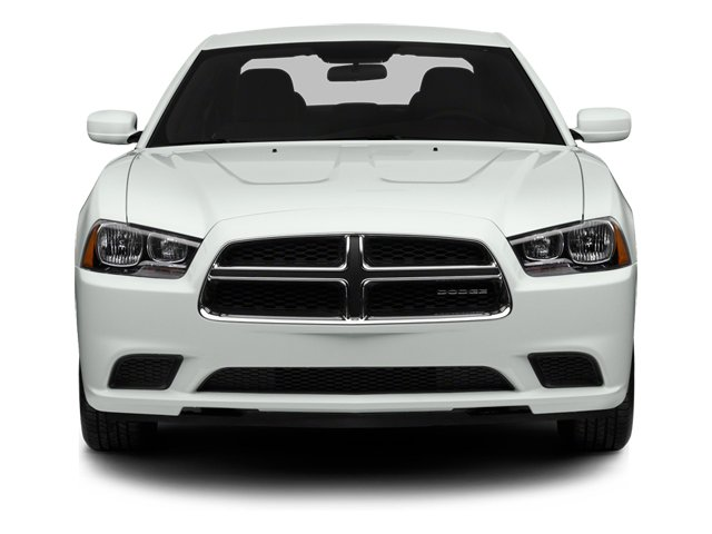 2014 Dodge Charger Prices and Values Sedan 4D SXT V6 front view