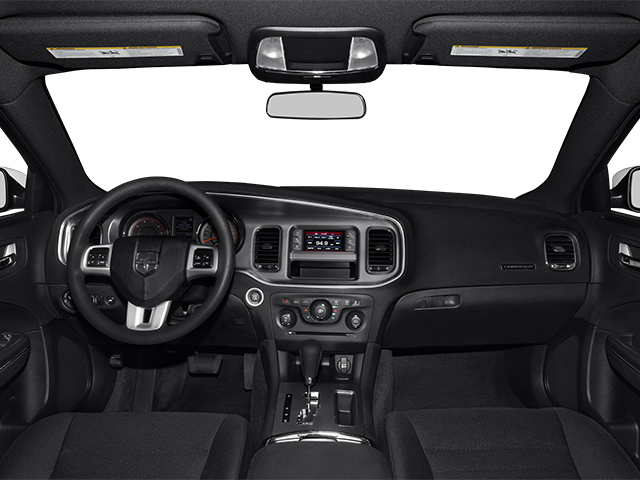 2014 Dodge Charger Prices and Values Sedan 4D SXT V6 full dashboard