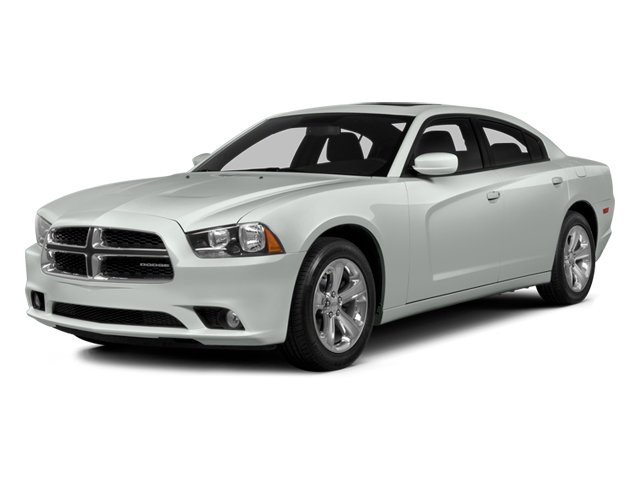 2014 Dodge Charger Prices and Values Sedan 4D R/T V8 side front view