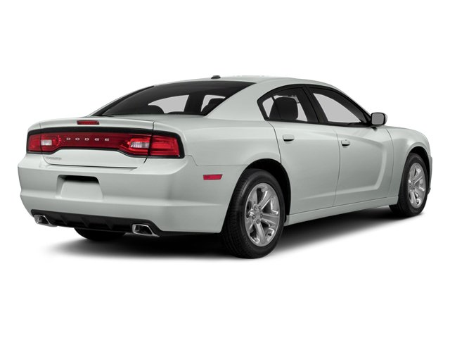 2014 Dodge Charger Prices and Values Sedan 4D R/T V8 side rear view