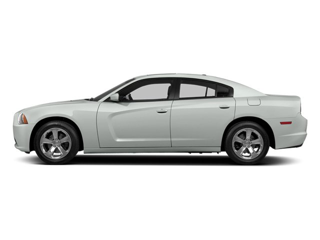 2014 Dodge Charger Prices and Values Sedan 4D R/T V8 side view