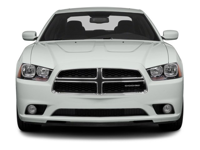 2014 Dodge Charger Prices and Values Sedan 4D R/T V8 front view