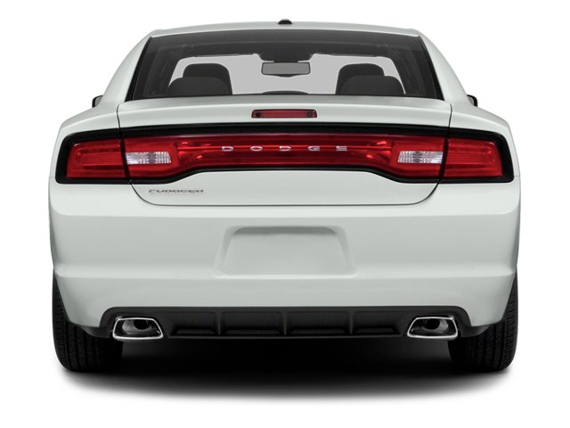 2014 Dodge Charger Prices and Values Sedan 4D R/T V8 rear view