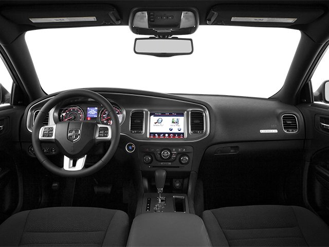 2014 Dodge Charger Prices and Values Sedan 4D R/T V8 full dashboard