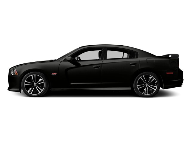 2014 Dodge Charger Prices and Values Sedan 4D SRT-8 Super Bee V8 side view