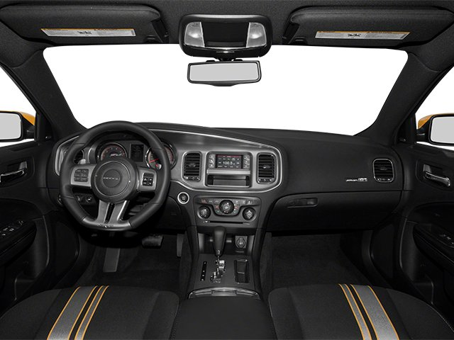 2014 Dodge Charger Prices and Values Sedan 4D SRT-8 Super Bee V8 full dashboard