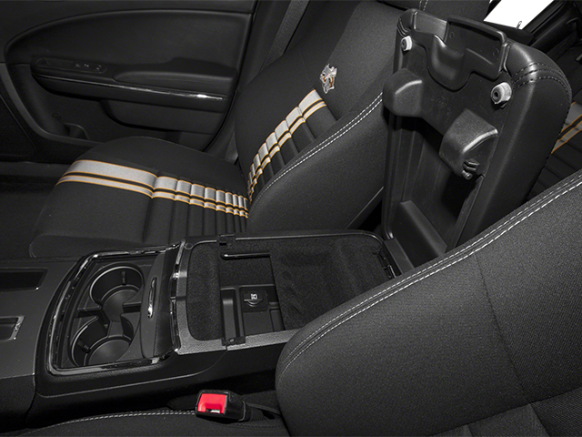 2014 Dodge Charger Prices and Values Sedan 4D SRT-8 Super Bee V8 center storage console