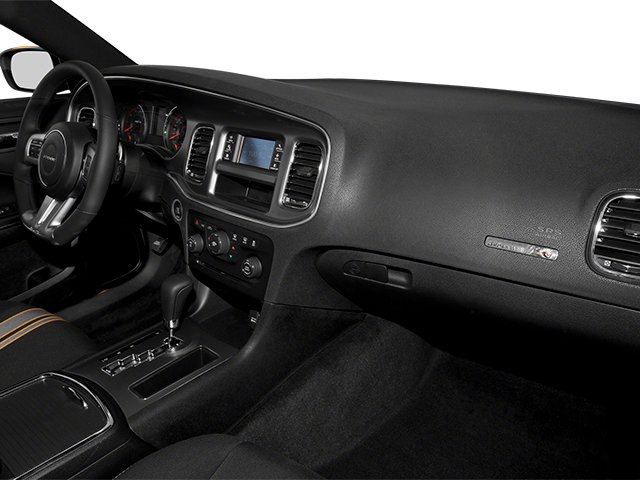 2014 Dodge Charger Prices and Values Sedan 4D SRT-8 Super Bee V8 passenger's dashboard