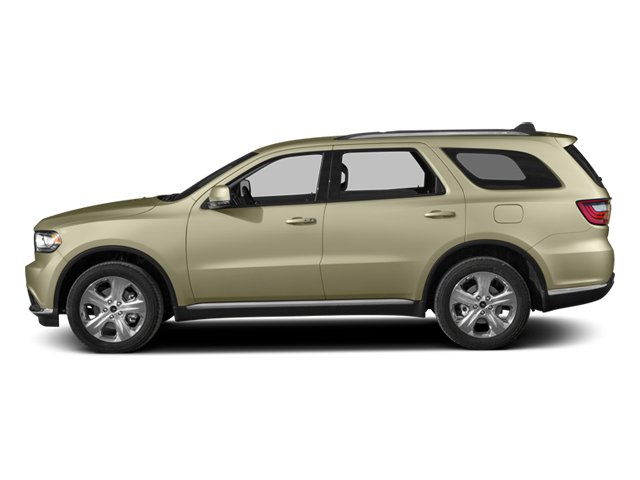 2014 Dodge Durango Prices and Values Utility 4D Citadel 2WD V6 side view