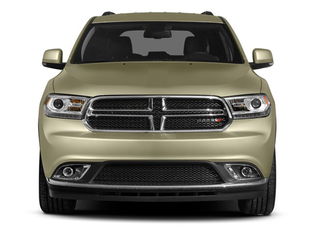 2014 Dodge Durango Prices and Values Utility 4D Citadel 2WD V6 front view
