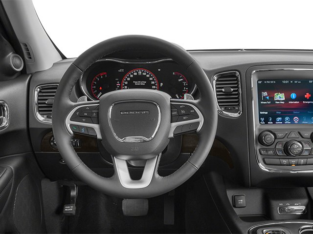2014 Dodge Durango Prices and Values Utility 4D Citadel 2WD V6 driver's dashboard