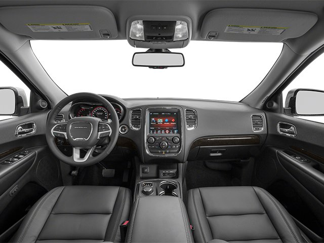 2014 Dodge Durango Pictures Durango Utility 4D Citadel AWD V6 photos full dashboard