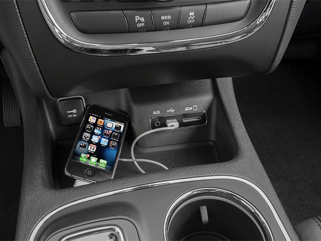 2014 Dodge Durango Prices and Values Utility 4D Citadel 2WD V6 iPhone Interface