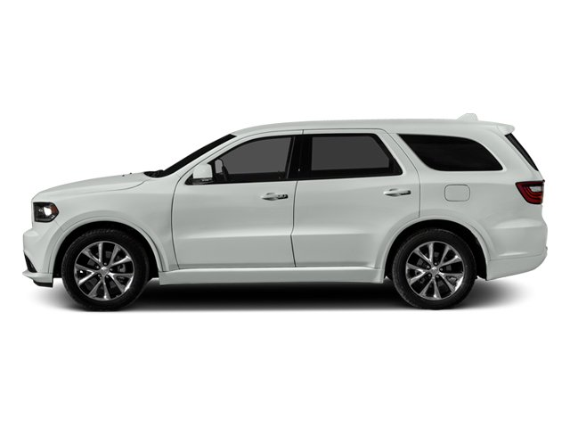 2014 Dodge Durango Prices and Values Utility 4D R/T 2WD V8 side view