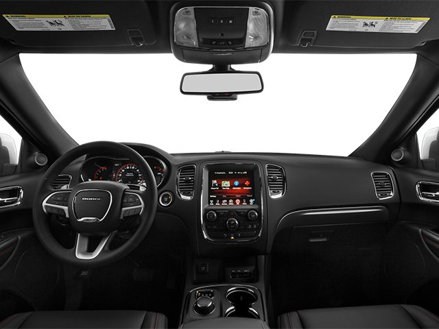 2014 Dodge Durango Prices and Values Utility 4D R/T 2WD V8 full dashboard