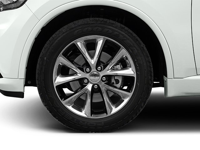 2014 Dodge Durango Prices and Values Utility 4D R/T 2WD V8 wheel