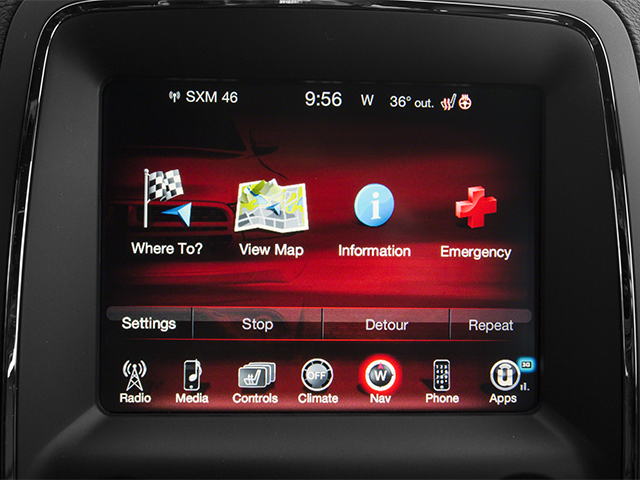 2014 Dodge Durango Prices and Values Utility 4D R/T 2WD V8 navigation system