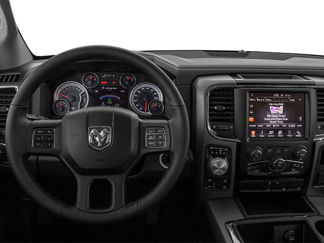 2014 Ram Truck 1500 Pictures 1500 Crew Cab Tradesman 2WD photos driver's dashboard