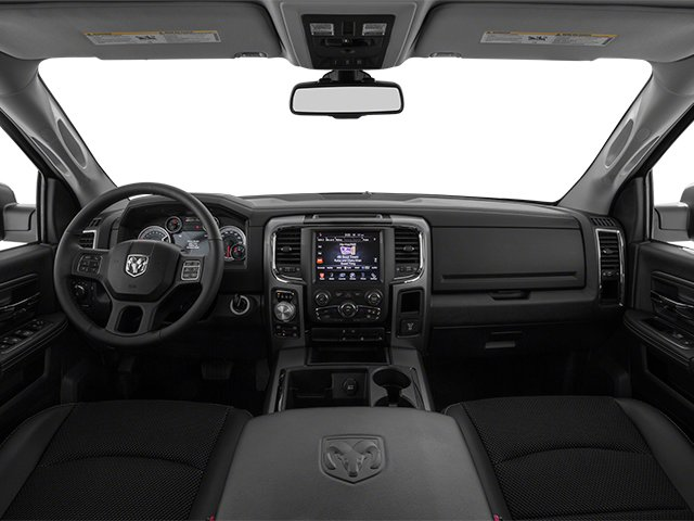 2014 Ram Truck 1500 Pictures 1500 Crew Cab Tradesman 2WD photos full dashboard