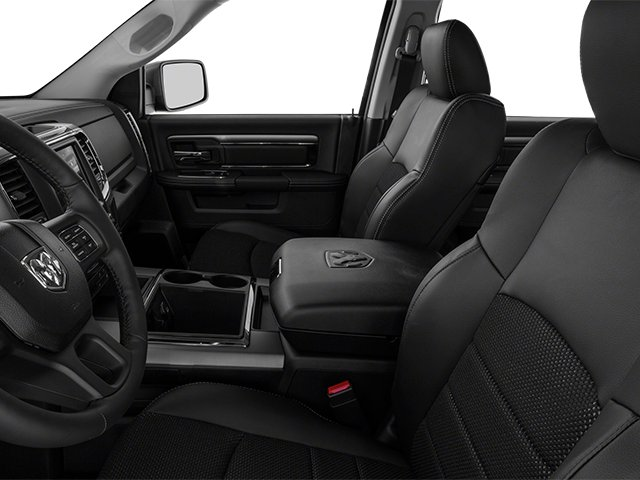 2014 Ram Truck 1500 Prices and Values Crew Cab Limited 2WD front seat interior