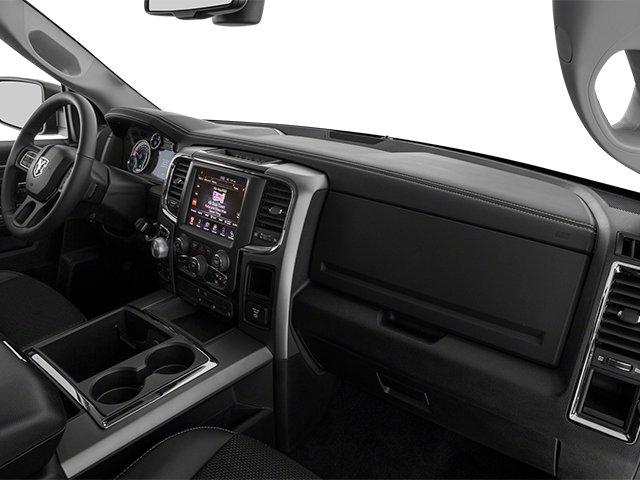 2014 Ram Truck 1500 Prices and Values Crew Cab Limited 2WD passenger's dashboard