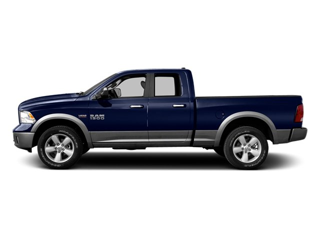 2014 Ram Truck 1500 Prices and Values Quad Cab Outdoorsman 4WD side view