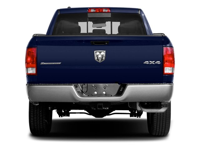 2014 Ram Truck 1500 Prices and Values Quad Cab Outdoorsman 4WD rear view