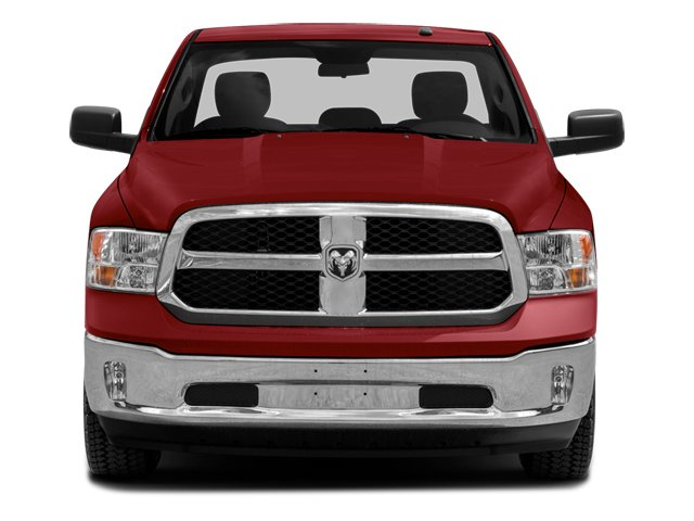 2014 Ram Truck 1500 Prices and Values Regular Cab SLT 2WD front view