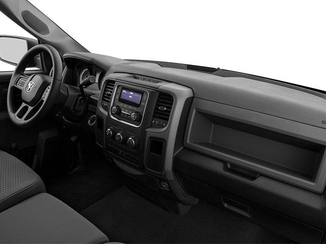 2014 Ram Truck 1500 Prices and Values Regular Cab SLT 2WD passenger's dashboard