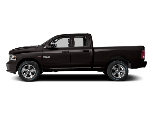 2014 Ram Truck 1500 Pictures 1500 Quad Cab Sport 2WD photos side view