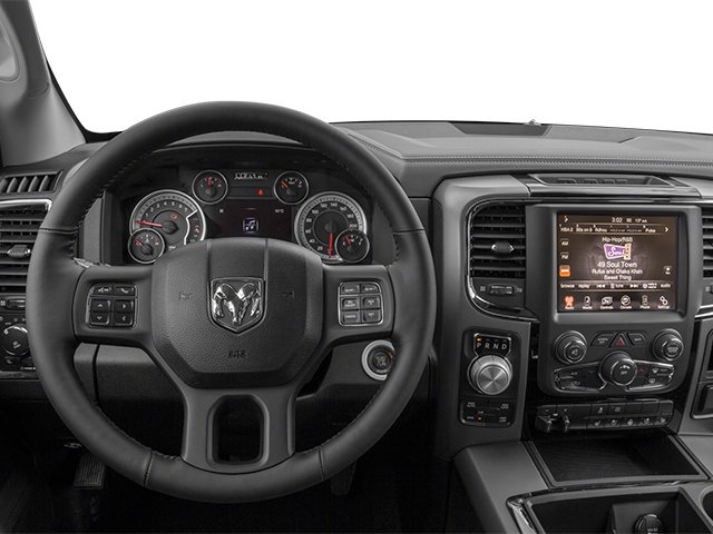2014 Ram Truck 1500 Pictures 1500 Quad Cab Sport 2WD photos driver's dashboard