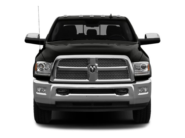 2014 Ram Truck 2500 Prices and Values Mega Cab Longhorn 4WD front view