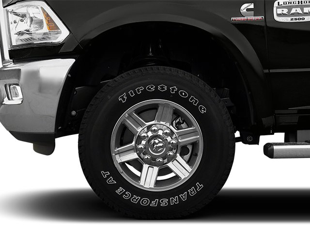 2014 Ram Truck 2500 Pictures 2500 Mega Cab Limited 4WD photos wheel