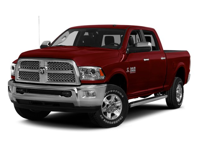 2014 Ram Truck 2500 Prices and Values Crew Cab Tradesman 4WD side front view